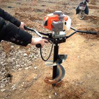 冰上打眼机 鹰潭汽油挖坑机速度快