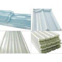 *** 临沂爱硕钢结构大棚透明采光瓦采光板 FRP防腐树脂阻燃瓦(900型)