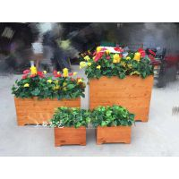 供应优质实木花箱FX-033