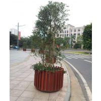 供应品旺实木花箱FX-016
