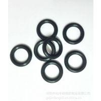 橡胶O型圈线径1mm耐磨损O令环保密封圈6*1mmYF19042604