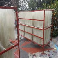 米线粉丝机河北 绿豆粉条机 电汽两用 米线粉丝机中天