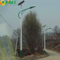 阿勒泰太阳能路灯 5米-12米定制厂家