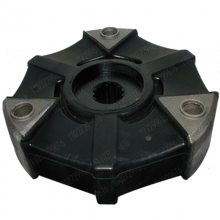 KOMATSU/小松PC40MR-1挖机液压泵连接胶小松40液压泵连接盘