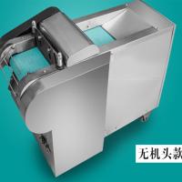 澜海 不锈钢直立式切菜机 大连切段机厂家直营 性能优越芹菜切菜机