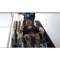 小型爬楼车 地铁专用轮椅爬楼车 襄阳区启运直销残疾人设备