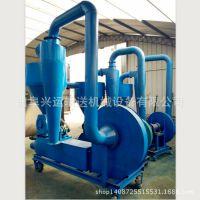 35吨时产玉米吸粮机 气力输送机厂家 九江市电动风力吸粮机