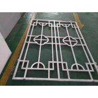 阳泉带边框铝窗花,造型铝窗花实力厂家