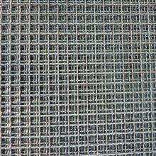 矿用轧花网 不锈钢轧花网 石油振动筛