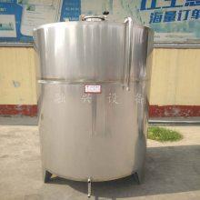 2吨不锈钢酒容器 食品级储水罐 大量出售不锈钢储存罐 长期不锈钢储酒罐
