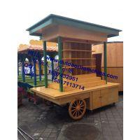 大治游乐园售货车,太原广场售货车,公园售货亭,手推车