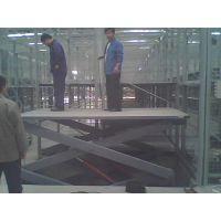 阜阳升降机商家 室内固定式液压升降台 三层升降货梯 【航天机械】定做维修