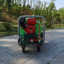 160升容量的汽油杀虫机 多用途杀菌消毒清洗机 好用的推车打药机