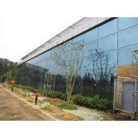 西安车库玻璃雨棚采光顶玻璃地弹门玻璃隔断玻璃栈道设计安装