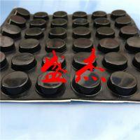 生产直销自粘橡胶垫,防水橡胶,圆形橡胶,防滑橡胶脚垫
