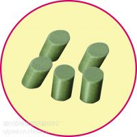 绿色高铝瓷三角,绿氧化铝磨料研磨石抛光石,玉石翡翠专用磨料