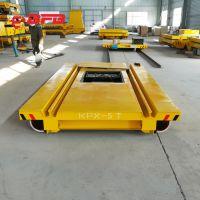 具有导向功能 可沿轨道方向自由运动的KPX蓄电池供电式轨道平车