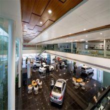广东德普龙耐水不吸尘4S店镀锌天花板勾搭式系统厂家销售