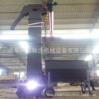 TD粮食用斗式提升机 宁陵县带式谷物提升机 瓦斗型垂直提升机