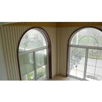 酒店墙身铝合金凹凸长城板安装方式