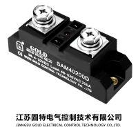 【江苏固特无锡工厂】单相固态继电器 SDI1103D 适用于钢化玻璃设备行业、橡塑机械辅机配套
