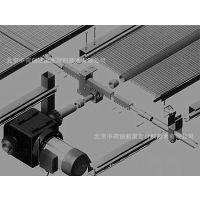 智能温室遮阳系统拉幕齿轮A型齿轮齿条连栋温室全套配件