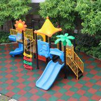 佛山塑胶跑道球场批发价定制幼儿园安全地垫 户外运动EPDM地垫厂家