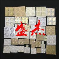 SJ牌防撞 防滑 透明硅胶垫 软胶生产厂家-1204