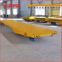 涂装车间定制抱轴式减速机轨道搬运车 KPJ磁力耦合电缆卷筒交流电动平车