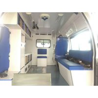 廠家生產銷售江鈴福特V348長軸中頂5780×2000×2360救護車