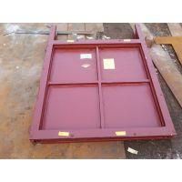 各种闸门型号 附壁式闸门1*1米 平板闸门厂家 质量有保障 翔禹水利