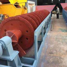昆明洗砂机云南普洱1500型螺旋洗砂机厂家