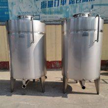 50立方不锈钢储罐 大量不锈钢储存罐 制作不锈钢储水罐 6吨贮罐