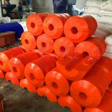 热销直径400*600充发泡管道浮筒浮体 海上电缆管道浮体