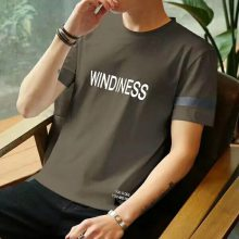 广州哪里批发衣服便宜服装小额服饰几元批发热销不压货男式T恤