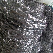 刺丝滚笼防护栅栏 刺丝围栏价格 刀片刺绳
