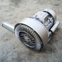 双段式高压风机-双叶轮高压鼓风机-环型高压风机厂家