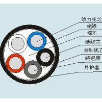 日辉 额定电压0.3/0.5kV煤矿用电钻电缆