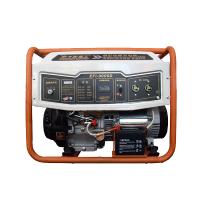 EFI-9000D卡滨6.0KWEFI电喷汽油发电机