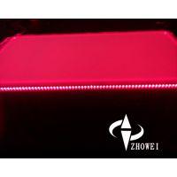 LED LOGO导光板,LED背光板,液晶屏背光源,产品LOGO背光板