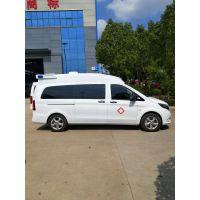 程力救護車廠家供應奔馳新威霆120救護車5370×1928×2400