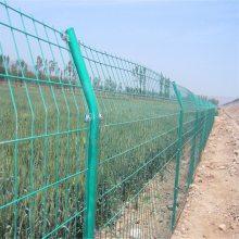 武汉公路护栏网 方管围栏网 围墙铁网