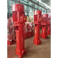 电动单极消防泵XBD2.8/26-100L-160A变频恒压给水成套设备。