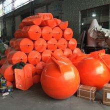 直径600mm塑料浮球 高度60cm航道浮球