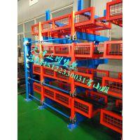 广东悬臂货架生产 7075铝棒存放架 进口铝管存放货架