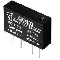 【江苏固特旗舰店】自带保险丝固态继电器与阳明同款与TTL/CMOS兼容 SAP4805D-F
