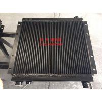 卡特山工轮式装载机SEM655油散中冷器水箱价格
