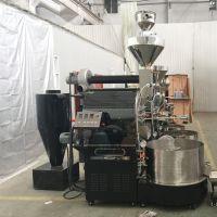 30公斤咖啡烘焙机炒一锅豆得多长时间 烘豆程度如何掌握 南阳东亿咖啡豆烘焙机30公斤价位实惠吗
