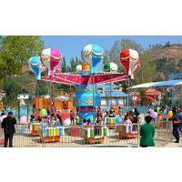 桑巴气球***游乐设备公园大型旋转摇头升降游艺机逍遥水母8臂定制