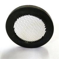 YF橡膠包邊過濾網墊片21*16*1.5mm304濾網40目